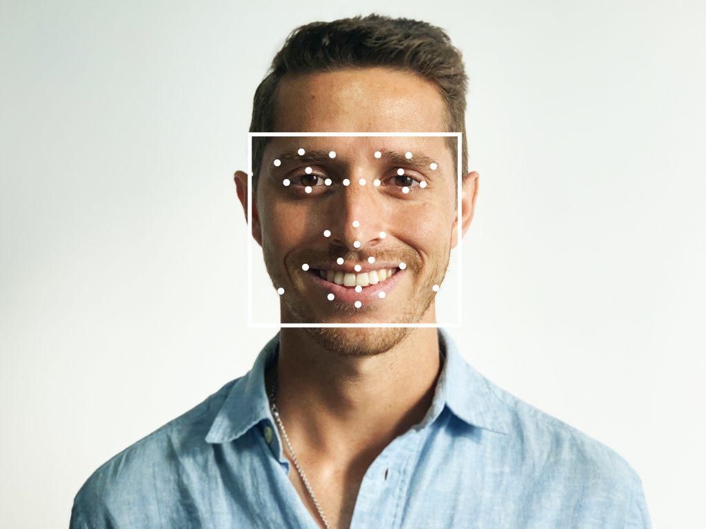face recogntition con computer vision